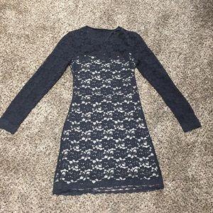 Express lace dress Small